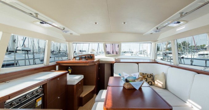 Location yacht à Álimos - Moody Moody DS 45 sur SamBoat