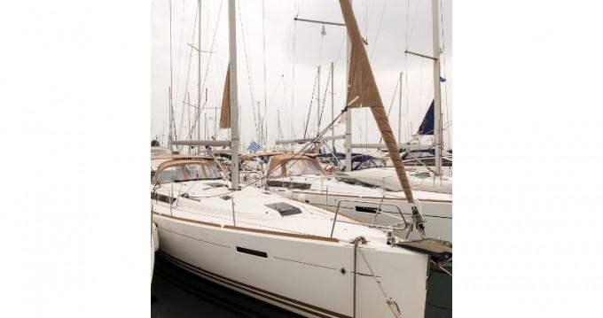 Location yacht à Athènes - Jeanneau Sun Odyssey 439 sur SamBoat