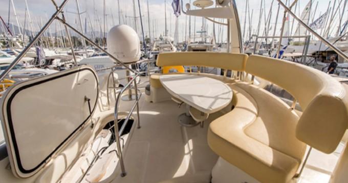 Location bateau Cranchi Cranchi Atlantique 50 à Álimos sur Samboat