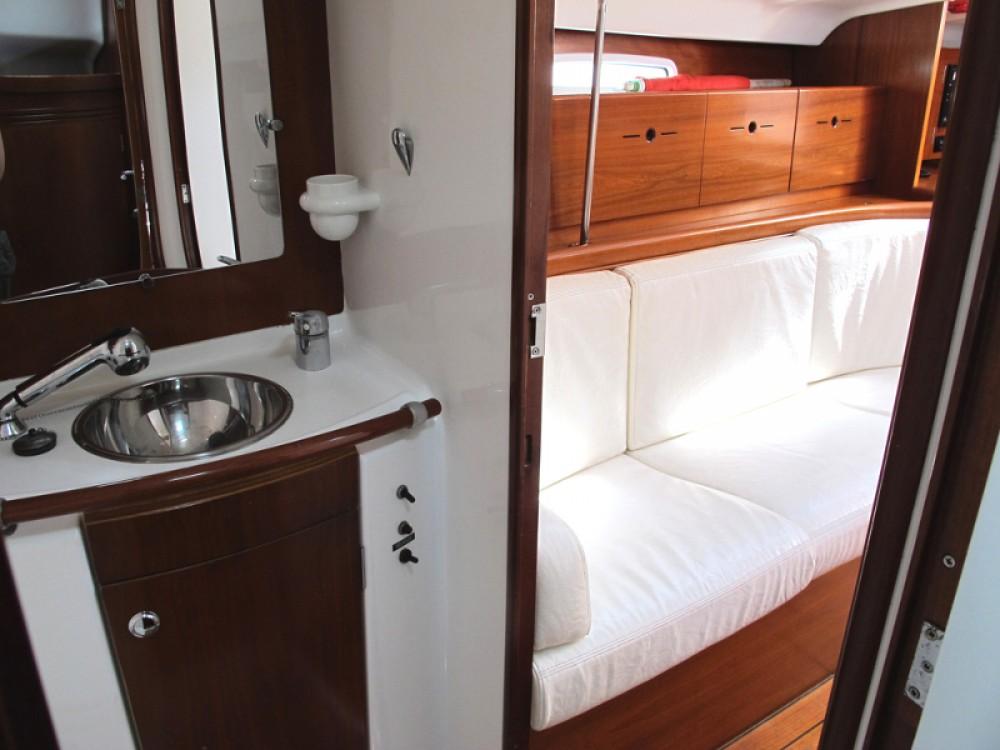 Location bateau Caorle pas cher First 40.7