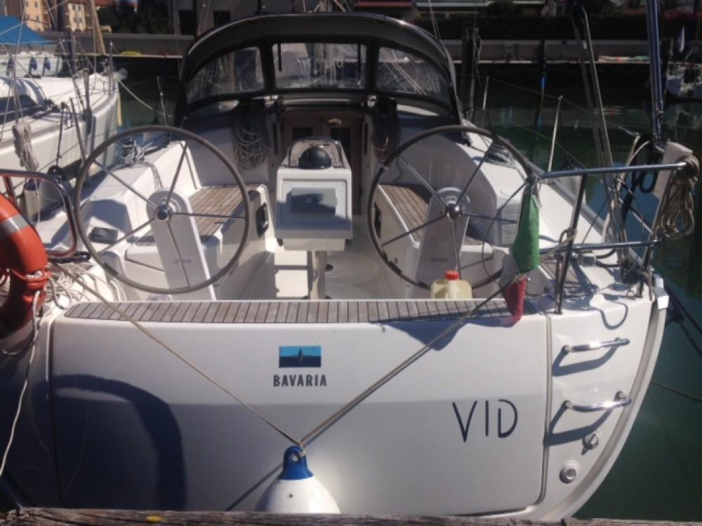 Location bateau Caorle pas cher Bavaria Cruiser 34