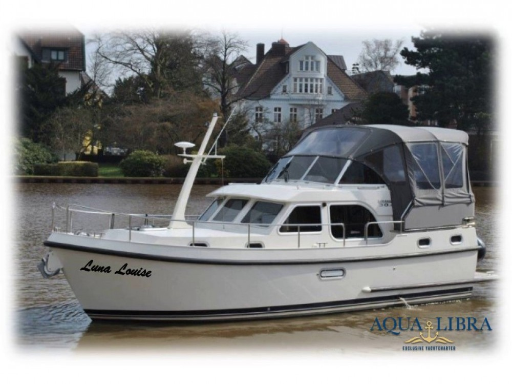 Location yacht à  - Linssen Linssen GS 30.9 AC sur SamBoat