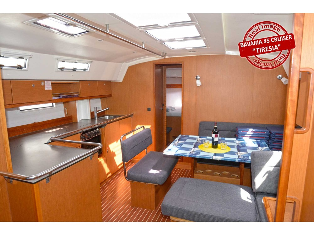 Location yacht à Follonica - Bavaria Bavaria 45 Cruiser sur SamBoat