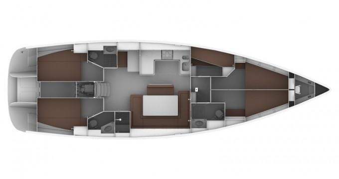Location bateau Bavaria Cruiser 50 à Follonica sur Samboat