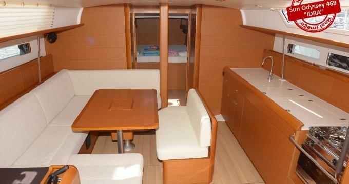 Location yacht à Follonica - Jeanneau Sun Odyssey 469 sur SamBoat