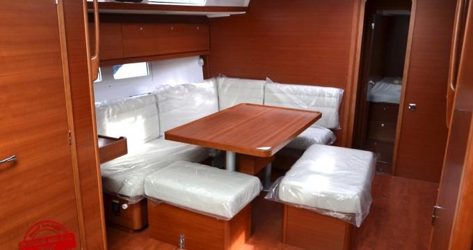 Location bateau Follonica pas cher Dufour 460 Grand Large