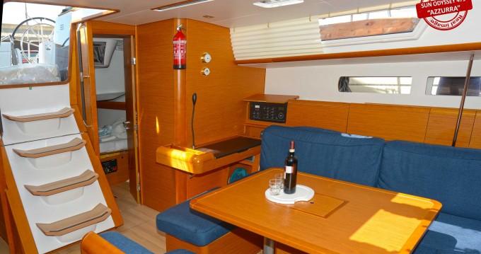 Location bateau Jeanneau Sun Odyssey 479 à Follonica sur Samboat