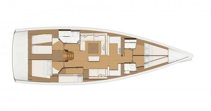 Location yacht à Follonica - Dufour Dufour 520 Grand Large sur SamBoat