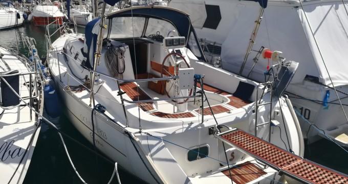 Location bateau Punta Ala pas cher Oceanis 323