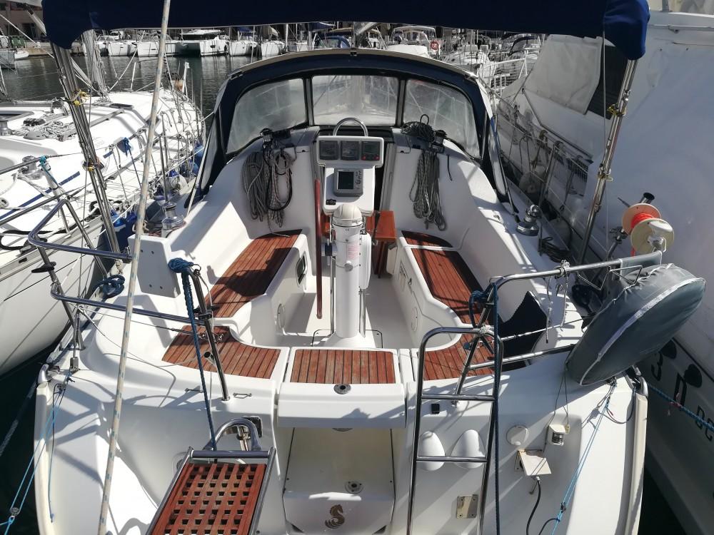 Location yacht à Castiglione della Pescaia - Bénéteau Oceanis 323 sur SamBoat