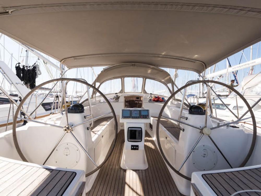 Location bateau Leucade pas cher Bavaria 46 Cruiser