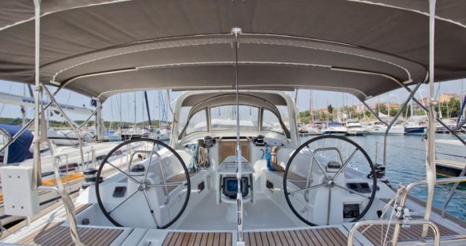 Location bateau Lefkada (Île) pas cher Oceanis 50