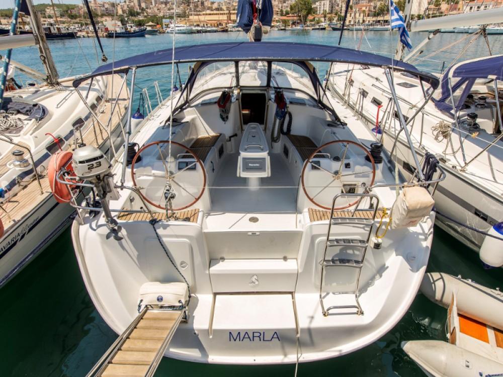 Location yacht à Leucade - Bénéteau Beneteau Cyclades 50.5 sur SamBoat