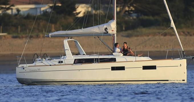 Location bateau Bénéteau Oceanis 35 à Orhaniye sur Samboat