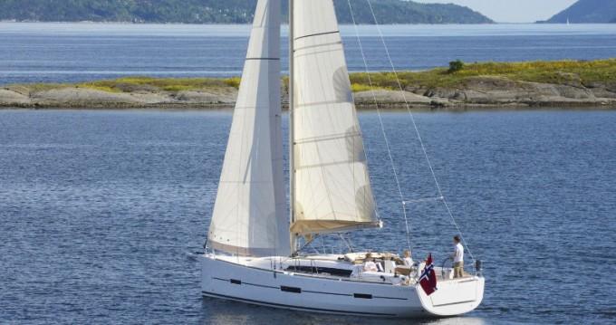 Location bateau Bodrum pas cher Dufour 412 Grand Large