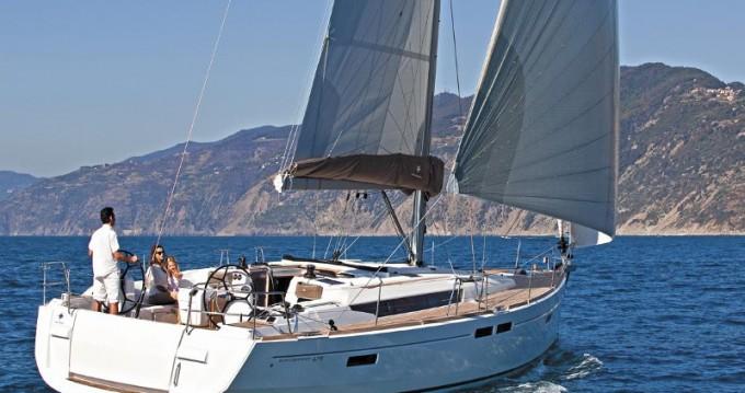 Location yacht à Orhaniye - Jeanneau Sun Odyssey 479 sur SamBoat
