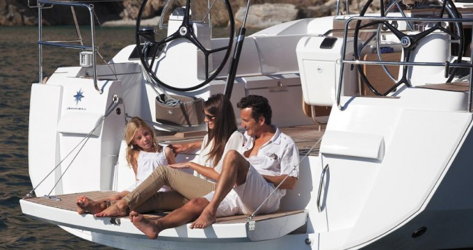 Location bateau Orhaniye pas cher Sun Odyssey 479