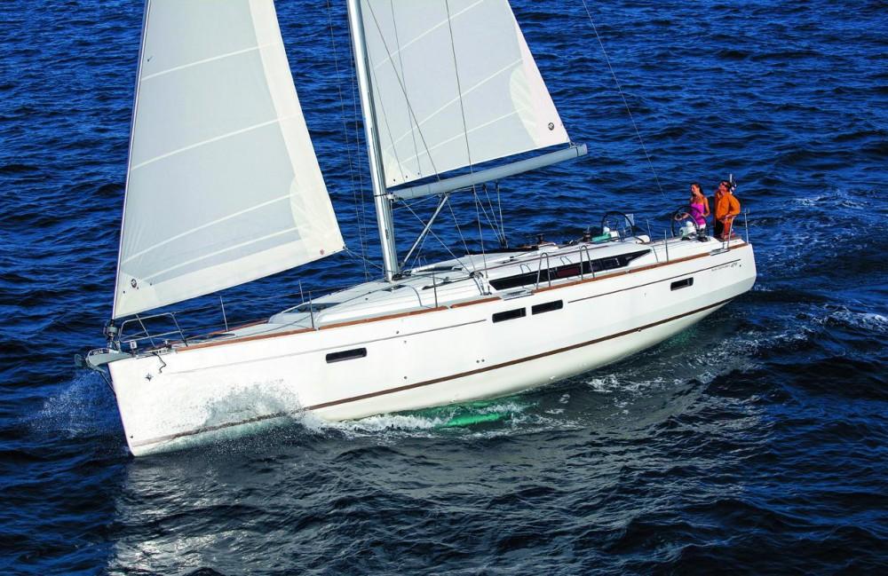 Jeanneau Sun Odyssey 479 entre particuliers et professionnel à Bursa
