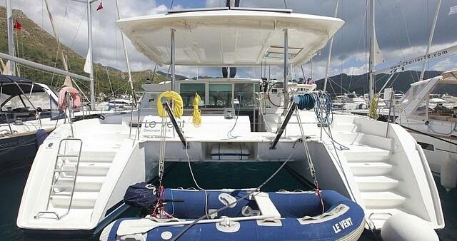 Catamaran à louer à Orhaniye au meilleur prix