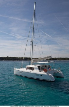 Location Catamaran à Orhaniye - Lagoon Lagoon 420