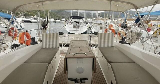 Bavaria Bavaria 45 Cruiser entre particuliers et professionnel à Orhaniye