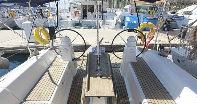 Location bateau Orhaniye pas cher Dufour 335 GL