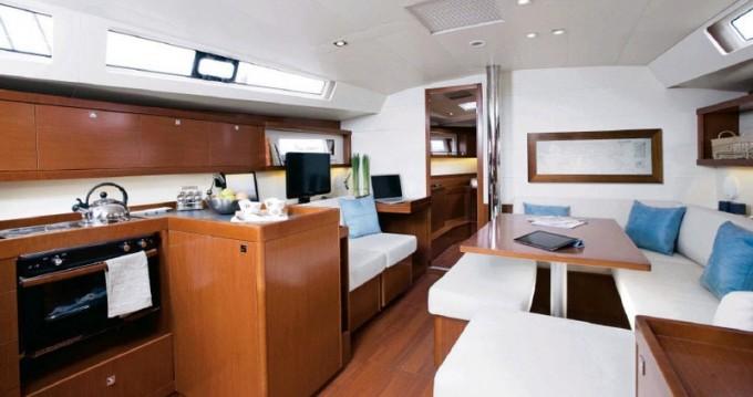Location yacht à Orhaniye - Bénéteau Oceanis 45 (2018) sur SamBoat