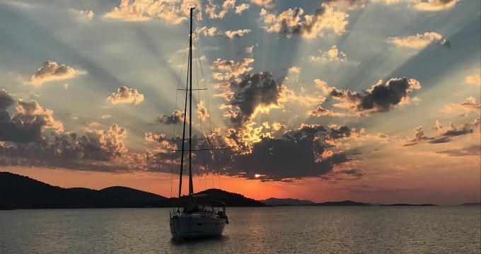 Location yacht à Biograd na Moru - Jeanneau Sun Fast 26 sur SamBoat