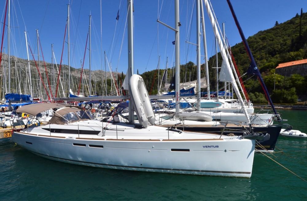 Location yacht à Komolac - Jeanneau Sun Odyssey 449 sur SamBoat