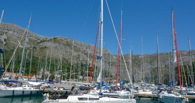 Jeanneau Sun Odyssey 33i entre particuliers et professionnel à Dubrovnik