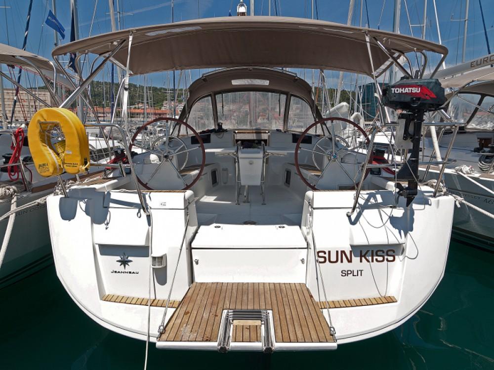 Louez un Jeanneau Sun Odyssey 439 à Split