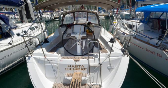 Location yacht à Dubrovnik - Jeanneau Sun Odyssey 33i sur SamBoat