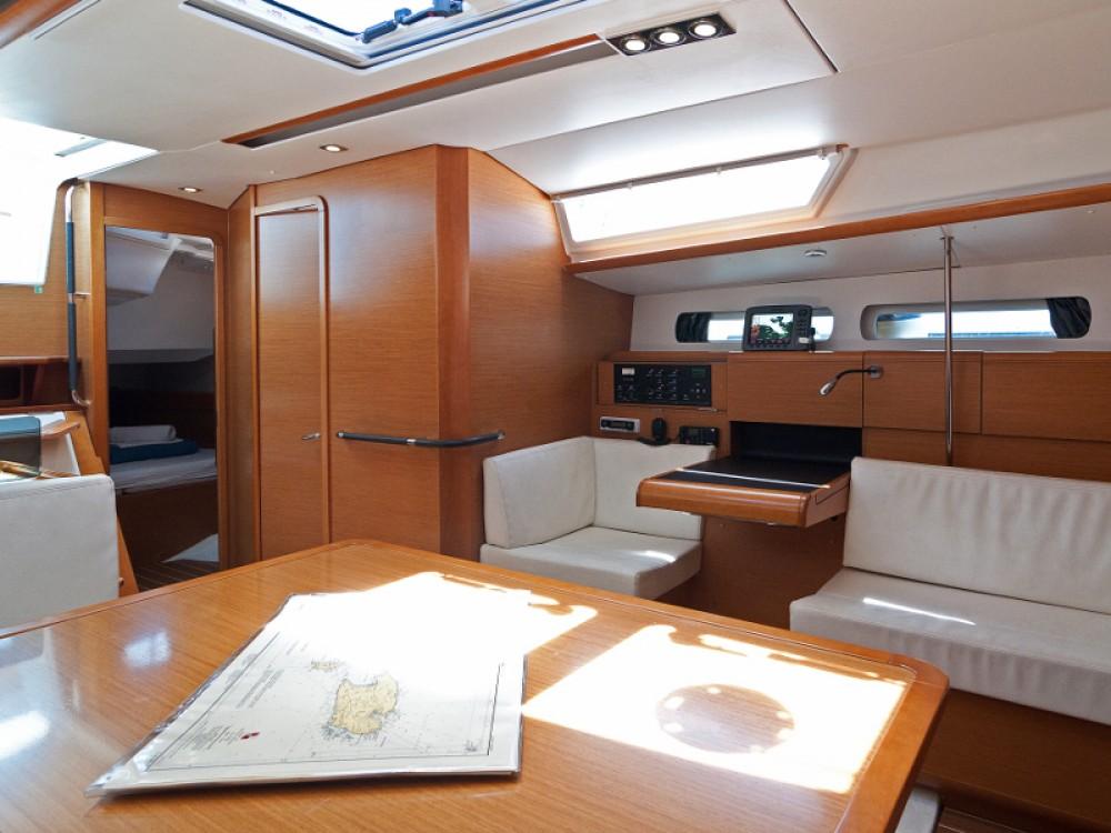 Jeanneau Sun Odyssey 439 entre particuliers et professionnel à Split