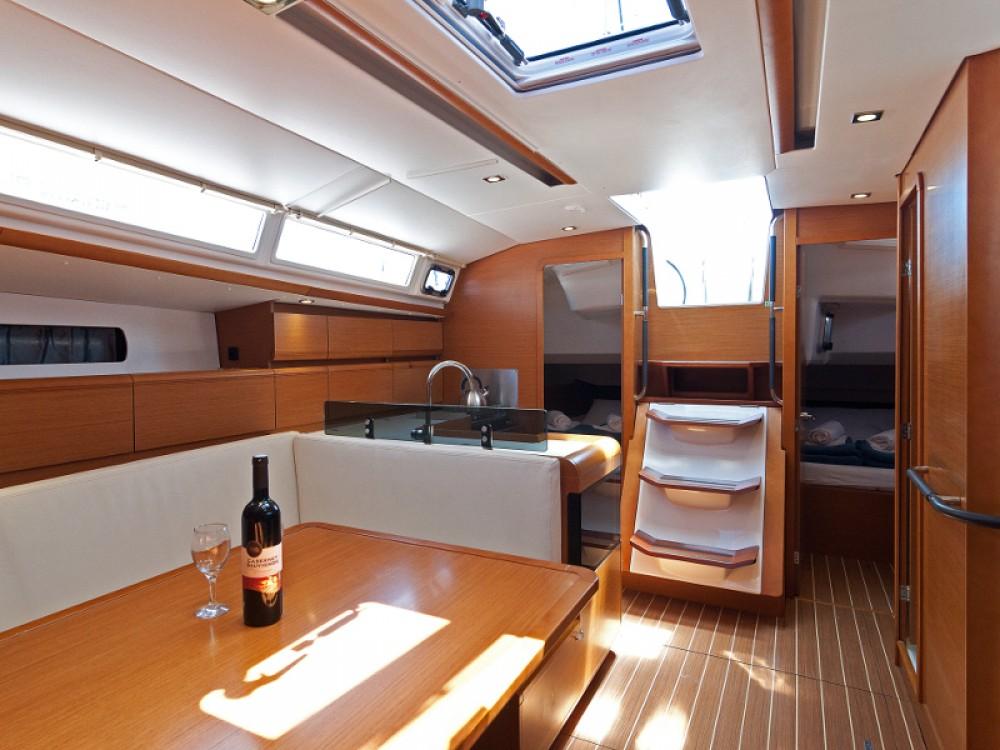 Location bateau Jeanneau Sun Odyssey 439 à Split sur Samboat