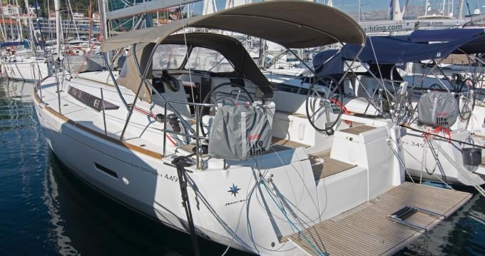 Jeanneau Sun Odyssey 449 entre particuliers et professionnel à Split