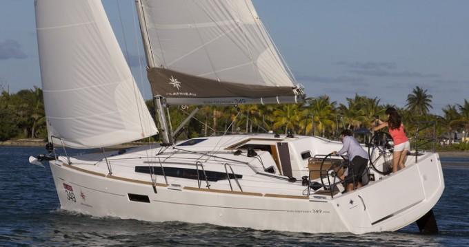 Location yacht à Split - Jeanneau Sun Odyssey 349 sur SamBoat