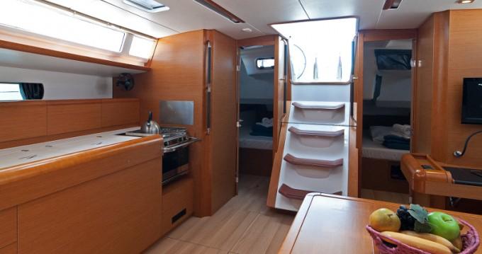 Location bateau Split pas cher Sun Odyssey 469