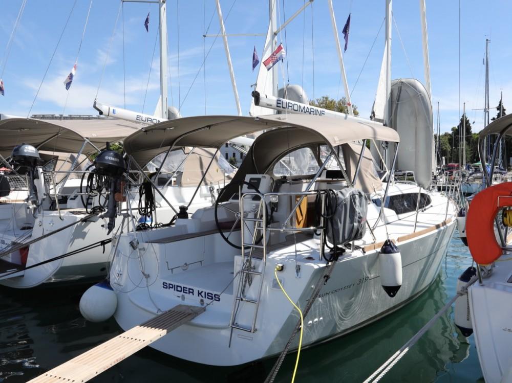 Location yacht à Grad Pula - Jeanneau Sun Odyssey 319 sur SamBoat