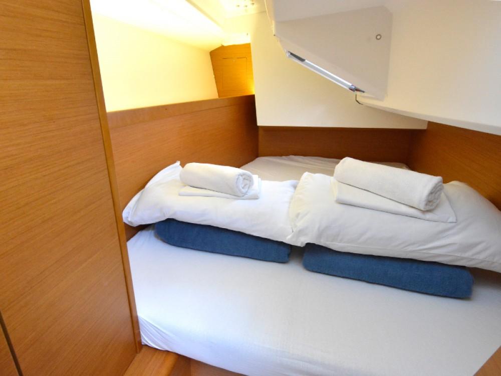 Location yacht à Dubrovnik - Jeanneau Sun Odyssey 349 sur SamBoat