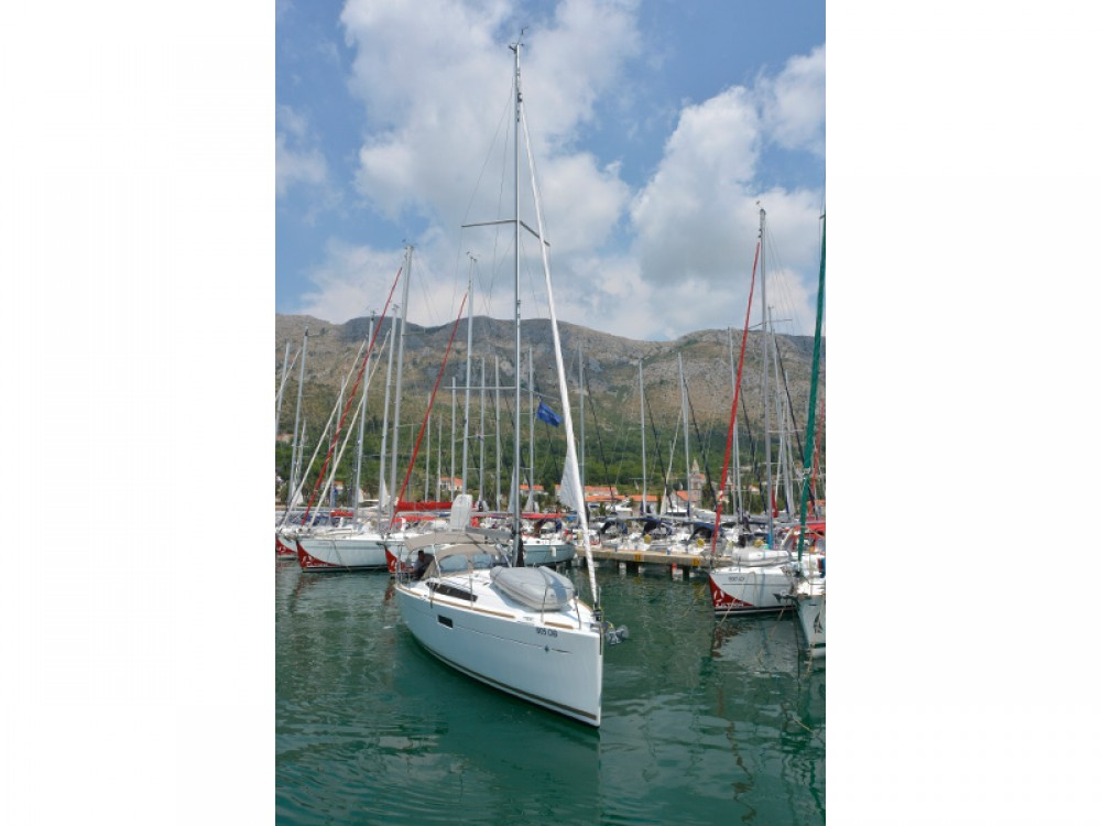 Louez un Jeanneau Sun Odyssey 349 à Dubrovnik