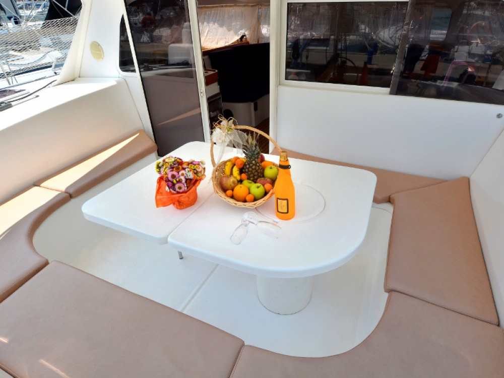 Location bateau Nautitech Nautitech 40 à ACI Marina Dubrovnik sur Samboat