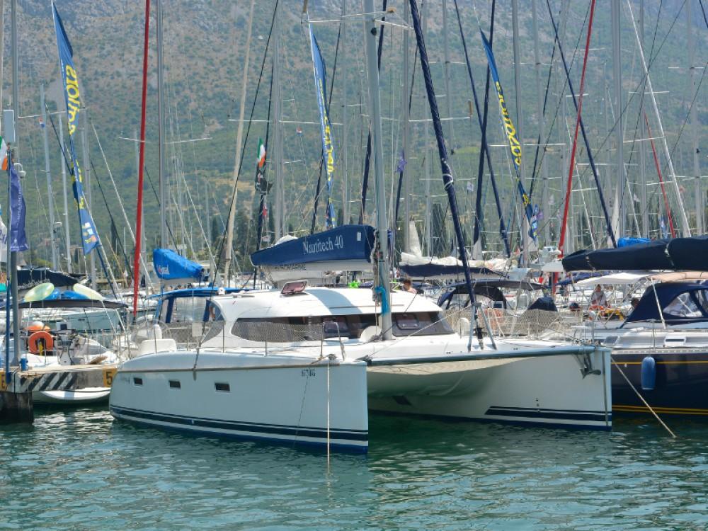 Louer Catamaran avec ou sans skipper Nautitech à ACI Marina Dubrovnik