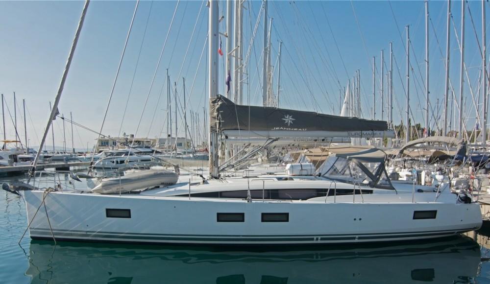 "Location bateau Jeanneau Jeanneau 51 ""LUXE"" à Split sur Samboat"