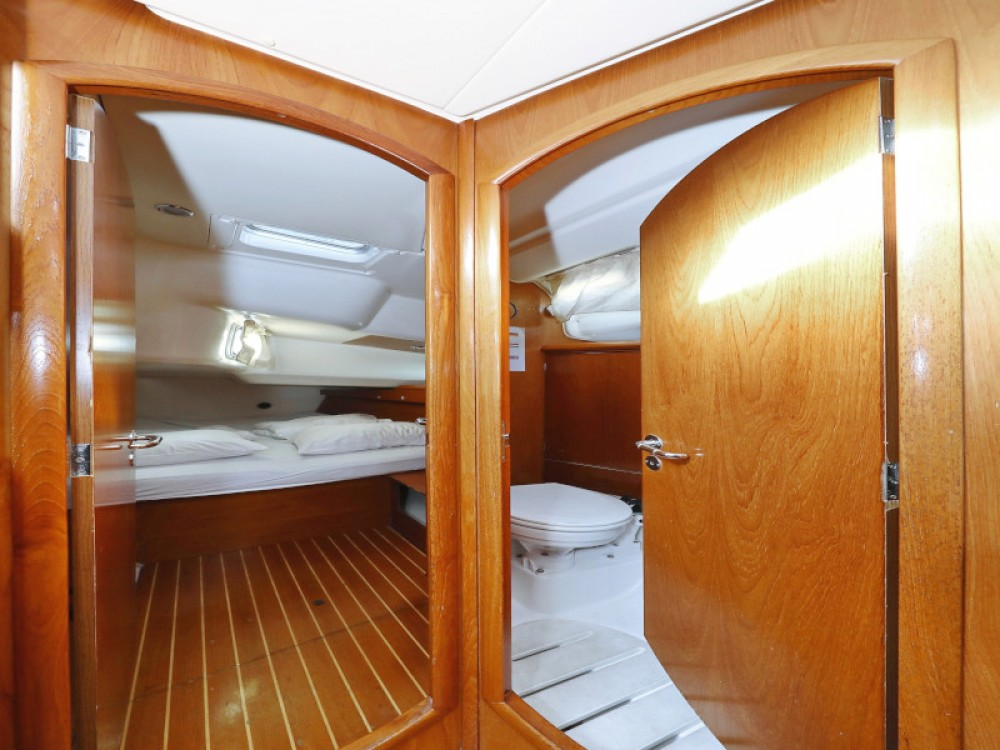 Jeanneau Sun Odyssey 45 entre particuliers et professionnel à Sukošan