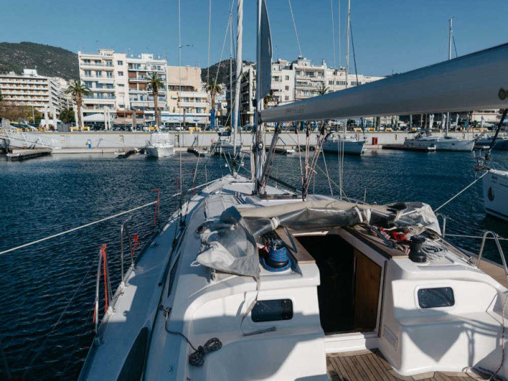 Location yacht à Sukošan - Elan Elan 434 Impression sur SamBoat