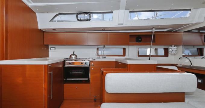 Location bateau Bénéteau Oceanis 51.1 à Sukošan sur Samboat