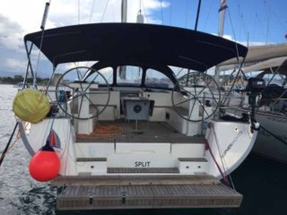 Location bateau D&d D&D Kufner 54.2 à Trogir sur Samboat