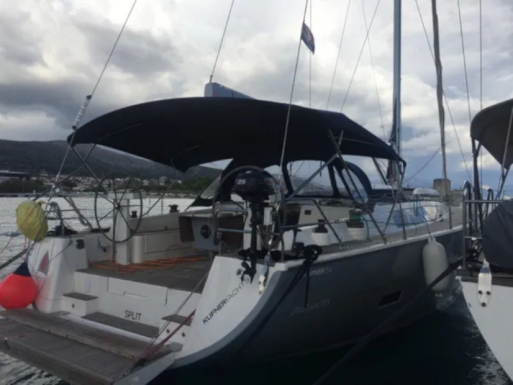 Location bateau Trogir pas cher D&D Kufner 54.2