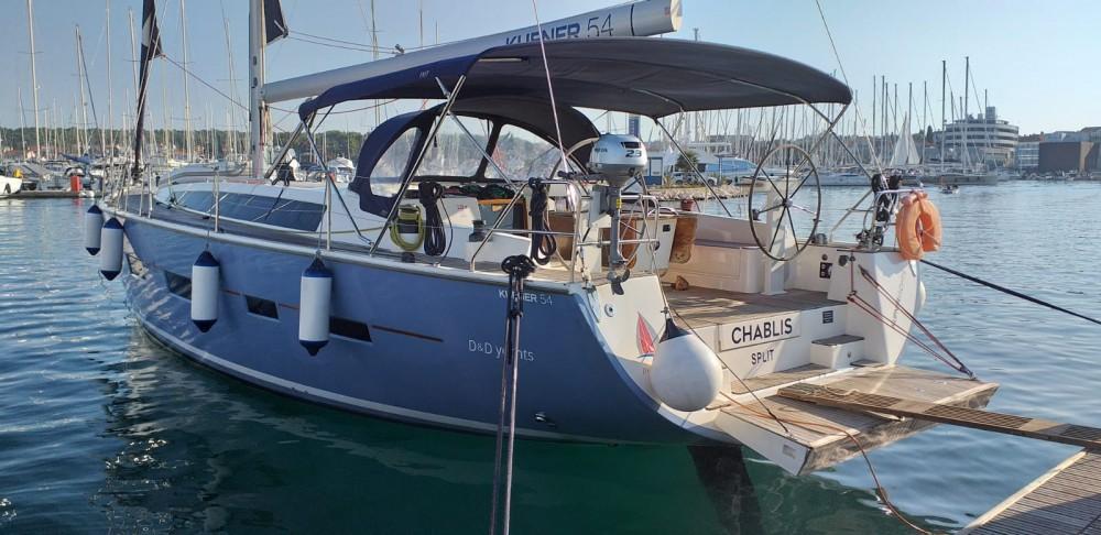 Location yacht à  - D&d D&D Kufner 54.2 sur SamBoat