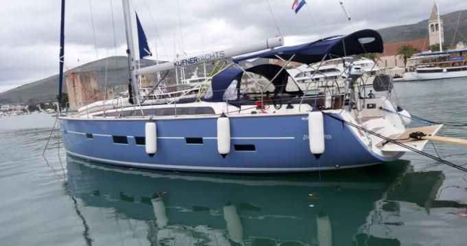 Location bateau D&D Yacht D&D Kufner 50 à Trogir sur Samboat